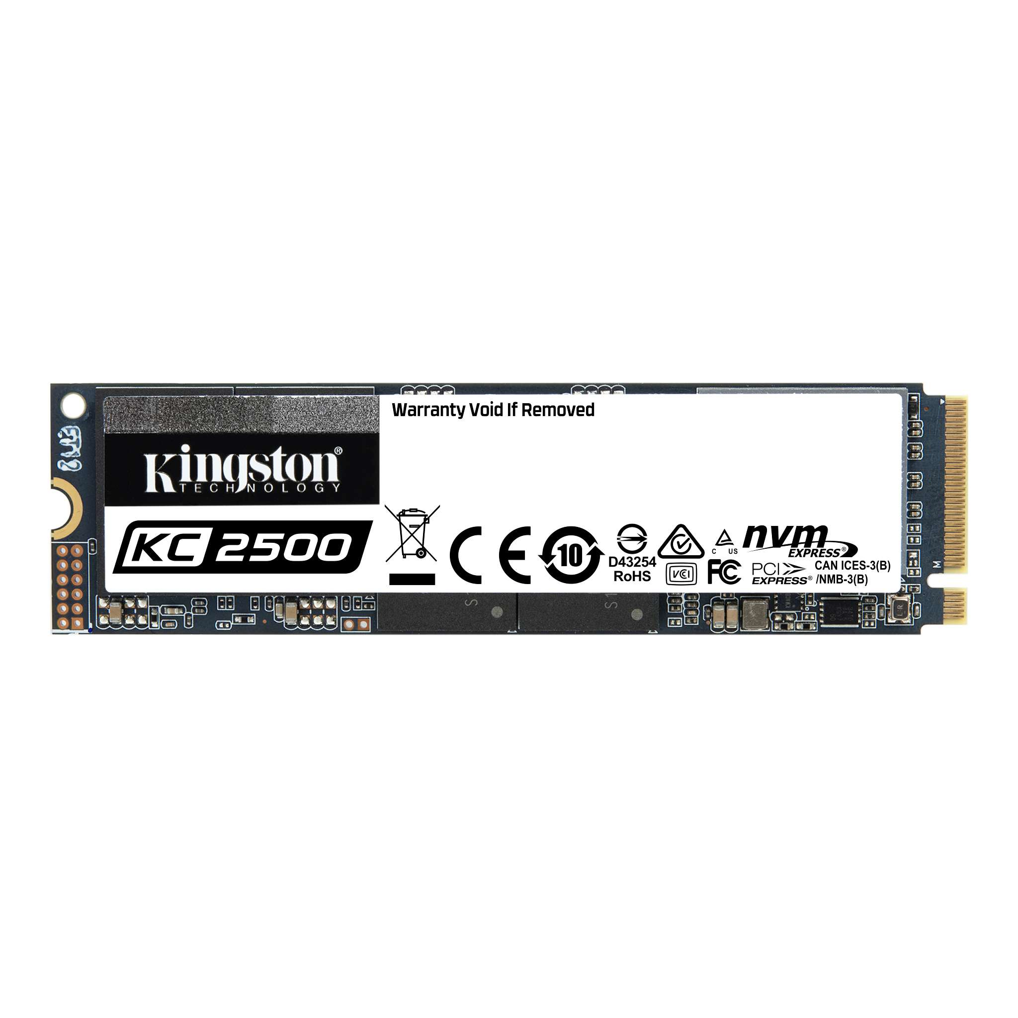Kingston SSD 250GB KC2500